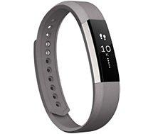 Bracelet Fitbit  CUIR ALTA GRAPH L