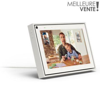 Facebook Portal from Facebook Mini Blanc