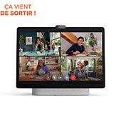 Assistant com. vidéo Facebook Portal+