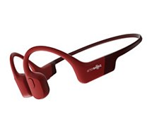 Casque Aftershokz  Aeropex Rouge