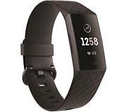 Fitbit Charge 3 Graphique Black