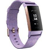 Bracelet connecté Fitbit Charge 3 SE Lavender