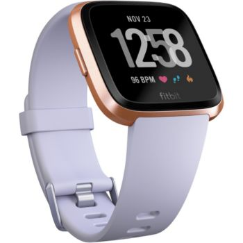 Fitbit VERSA PERIWINKLE ROSE GOLD/PERVENCHE
