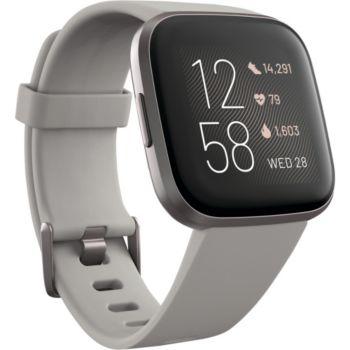 Fitbit Versa 2 Gris brume / Gris pierre