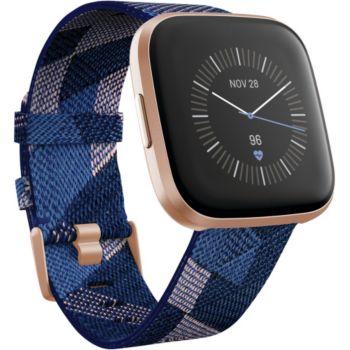 Fitbit VERSA 2 SE Rose cuivré / Bleu marine