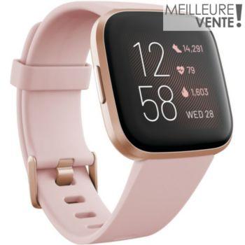 Fitbit VERSA 2 ROSE CUIVRE / ROSE PETALE