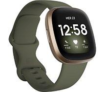 Montre sport Fitbit  Versa 3 Olive