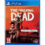 Jeu PS4 Just For Games  The Walking Dead The Final Season