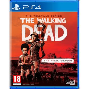 Just For Games The Walking Dead The Final Season