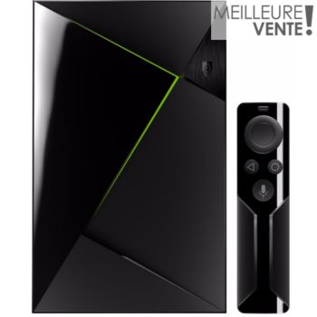 Nvidia SHIELD TV (version Shield Remote seule)