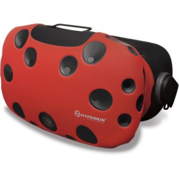 Hyperkin Housse Silicone Rouge Pour HTC VIVE
