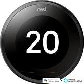 Thermostat connecté Nest Learning 3ème génération Noir