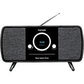 Amplificateur HiFi Tivoli Music System Home noir/noir