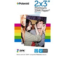 Papier photo instantané Polaroid 50 feuilles pour SNAP, ZIP, Z2300