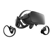 Casque de réalité virtuelle Oculus Rift + Touch bundle