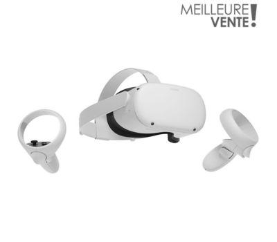 Casque de réalité virtuelle Oculus Quest2 V2 128GB