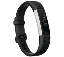 Bracelet connecté Fitbit Alta HR Black S
