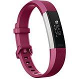 Bracelet connecté Fitbit Alta HR Fuschia L