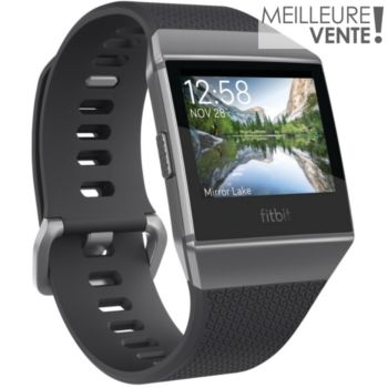 Fitbit Ionic gris graphite