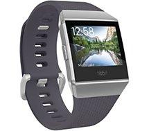 Montre sport GPS Fitbit Ionic bleu/gris
