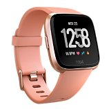 Montre sport Fitbit VERSA ROSE GOLD/PECHE