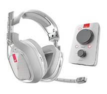 Casque gamer Astro A40 TR + MixAmp Pro TR Blanc Xbox One