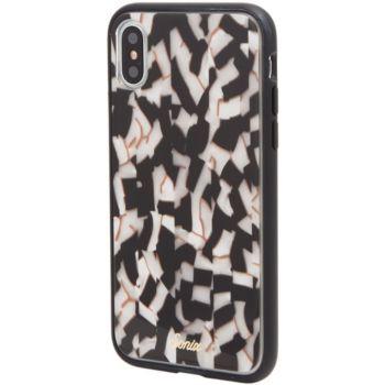 Sonix iPhone X Black pearl tort