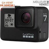 Caméra sport Gopro Hero 7 Black Pack special Micro SD 32Go