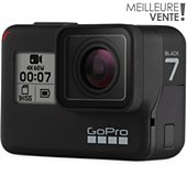 Caméra sport Gopro Hero 7 Black Pack special Micro SD 32Go