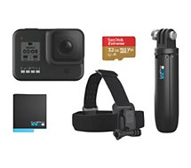 Caméra sport Gopro  Hero 8 Black Pack Special