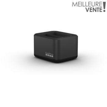 Gopro Double + Batterie Hero9 Black