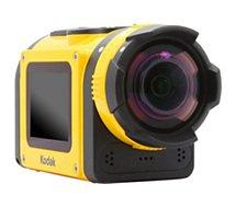 Caméra sport Kodak  PixPro SP1 Extreme (9 accessoires)