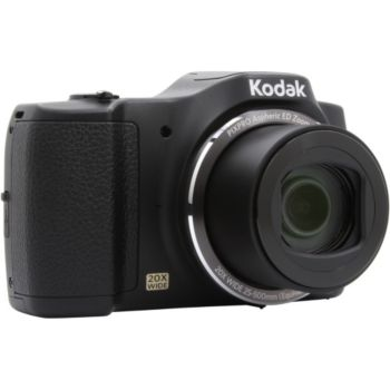 kodak fz201 noir appareil photo compact boulanger. Black Bedroom Furniture Sets. Home Design Ideas