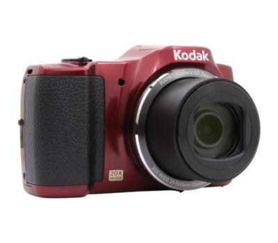 Appareil photo Compact Kodak FZ201 Rouge