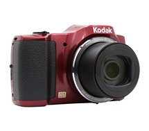 Appareil photo Compact Kodak  FZ201 Rouge