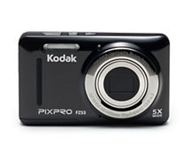 Appareil photo Compact Kodak  FZ53 Noir