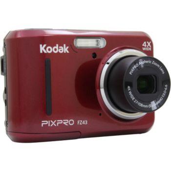 Kodak Pixpro FZ43 Rouge