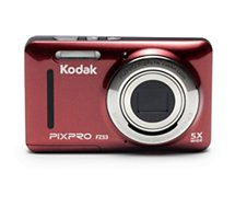 Appareil photo Compact Kodak  FZ53 Rouge