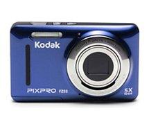 Appareil photo Compact Kodak  FZ53 Bleu
