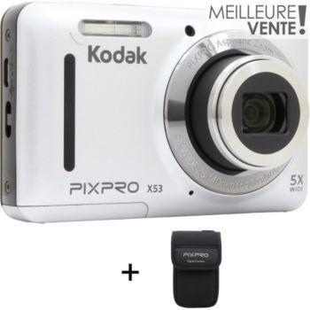 Kodak X53 Silver + Etui
