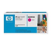 Toner HP  Q6003A Magenta