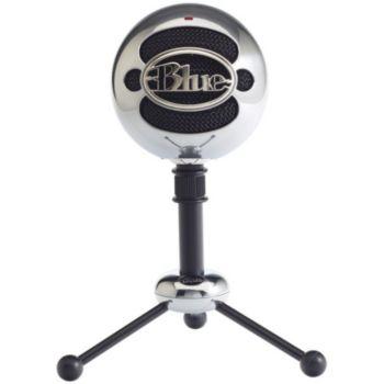 Blue Microphones Snowball Alu Brossé