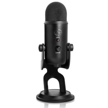 Blue Microphones Yeti Black