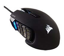 Souris gamer Corsair  Scimitar RGB Elite