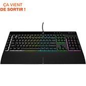 Clavier gamer Corsair K55 RGB Pro