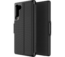 Etui Gear4  Samsung Note 10 Oxford noir