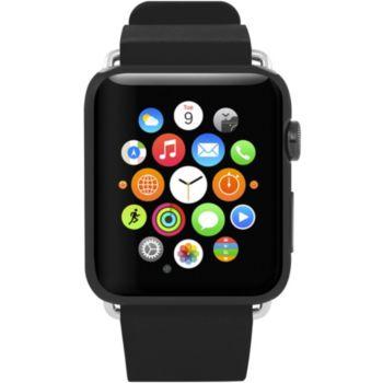 Incipio Premium cuir Apple watch 38 mn noir