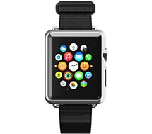 Bracelet Incipio Nato Apple watch 42mn Noir