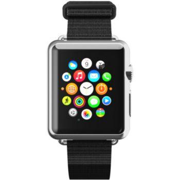 bracelet incipio nato apple watch 42mn noir