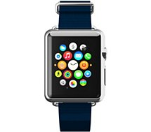 Bracelet Incipio Nato Apple watch 42mn Navy